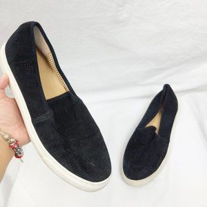 Vince Camuto Becker Leather Black Loafers 11